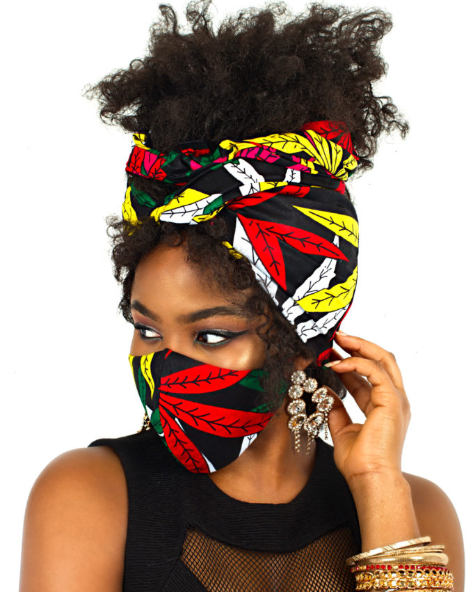 MARY JANE UNISEX FACE-MASK