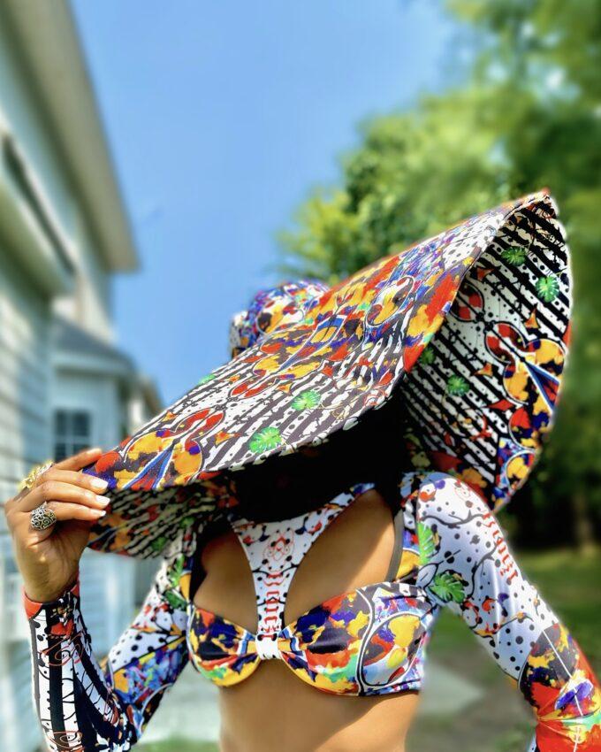 AWITI OVERSIZED HAT